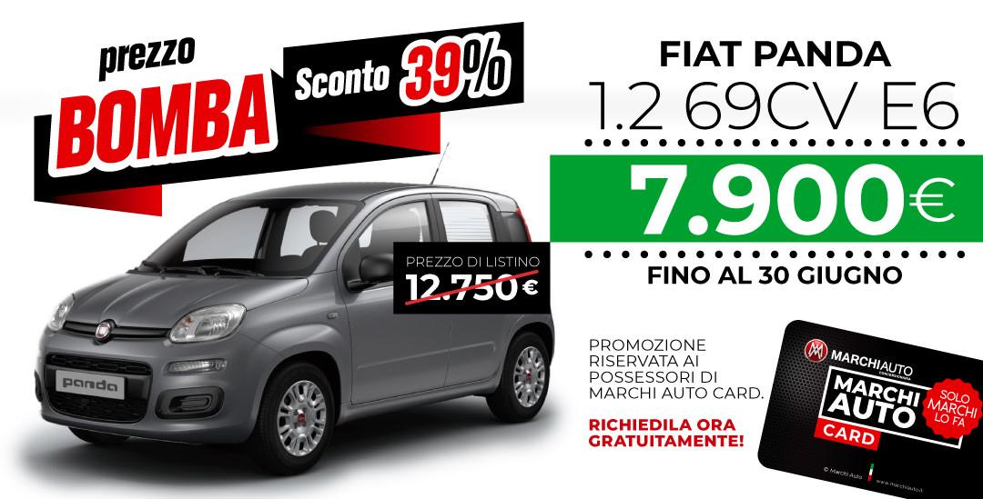 Promozioni e sconti su Fiat Panda di Maggio - Fiat Panda a 7600€