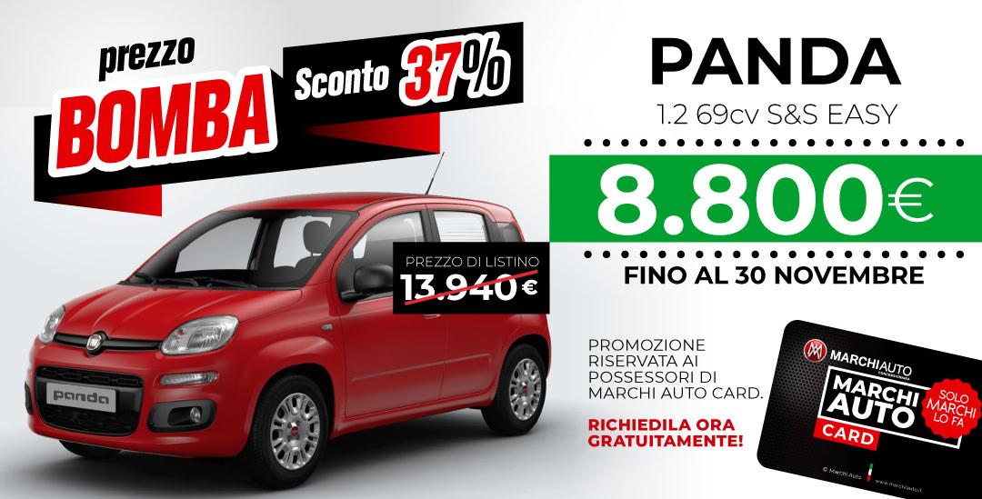 Promozioni e sconti su Alfa, Fiat e Lancia Ottobre 2019