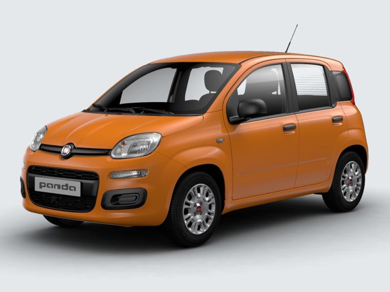 Fiat Panda 1.2 69cv Easy Euro6